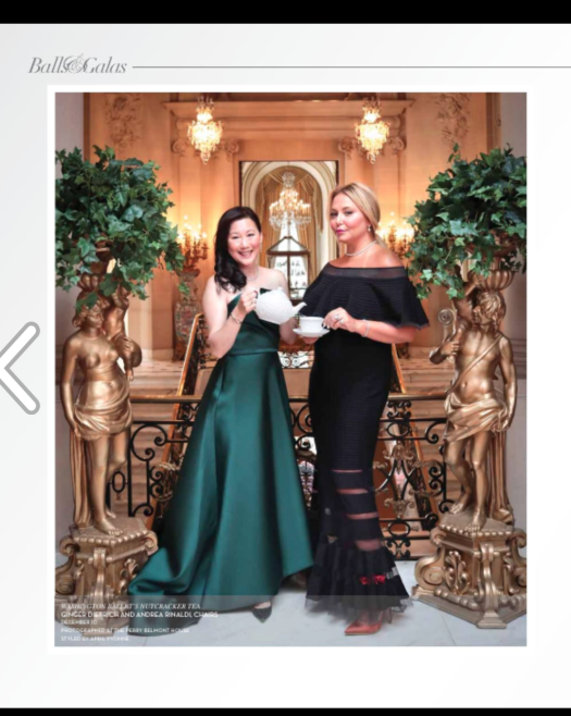 Washington Life Magazine - Editorial